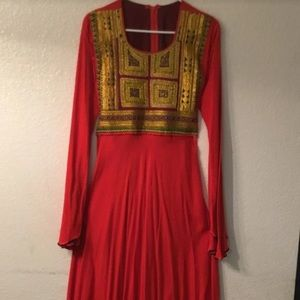 Dresses & Skirts - Afghan Dress Size small and medium